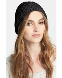 Nordstrom Knit Beanie Black One Size