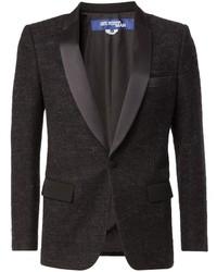 Comme des Garcons Junya Watanabe Comme Des Garons Man Knit Tuxedo Blazer