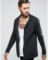 Knitted blazer in slim fit medium 923909