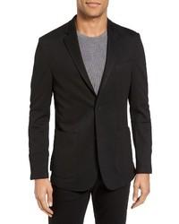 Slim fit stretch knit blazer medium 1024881