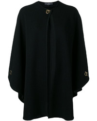 Salvatore Ferragamo Knitted Cape