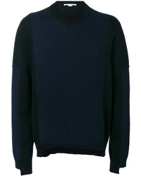 Stella McCartney Panelled Knitted Jumper