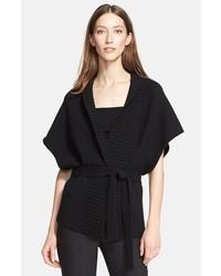 Michl kors rib trim cashmere kimono cardigan medium 328184