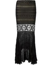 Knit maxi skirt medium 1159770