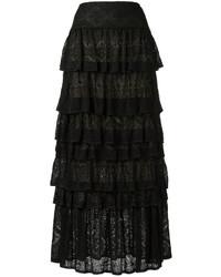 Knit maxi skirt medium 3743488