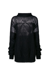 Maison Margiela High Neck Jumper