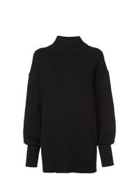 Proenza Schouler Wool Cashmere Turtleneck Sweater