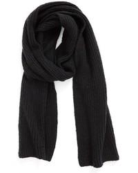 Caslon rib knit scarf medium 817515