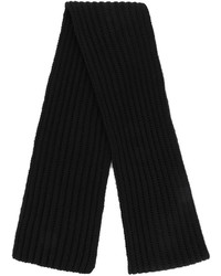 Ribbed knit scarf medium 5317542
