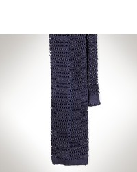 Polo Ralph Lauren Solid Knit Silk Tie