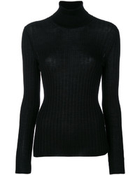 Fine knit turtleneck medium 3994450