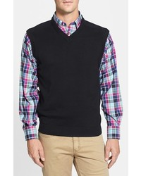 Cutter & Buck Broadview V Neck Sweater Vest