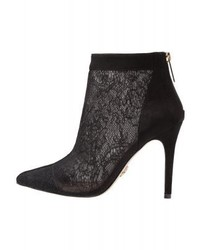 Lipsy Ankle Boots Black