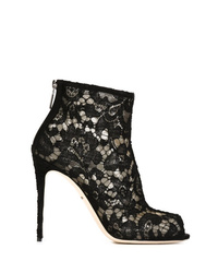 Dolce & Gabbana Lace Booties