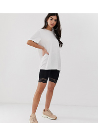 Asos Petite Asos Design Petite Legging Lace Hem