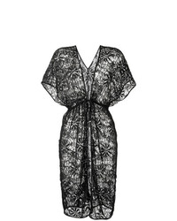 Amir Slama Lace Beach Dress
