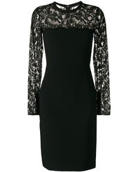 Stella McCartney Lace Fitted Dress