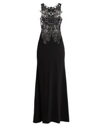 Maxi dress schwarz medium 4240724