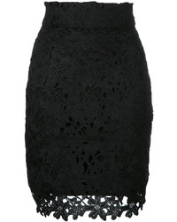 Bambah Lace Mini Skirt
