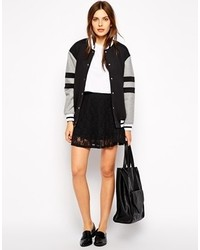 Vero Moda Lace Skater Skirt