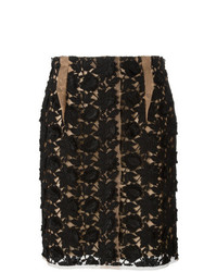 Lanvin Lace Skirt