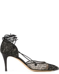 Bionda castana nicole lace pumps medium 319694