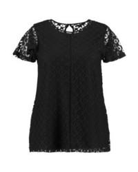 Print t shirt black medium 4242852
