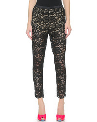 Loydford Lace Tux Pants