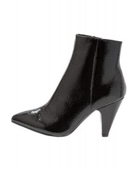 Dorothy Perkins Ada High Heeled Ankle Boots Black
