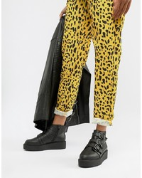 ASOS DESIGN Ahoy Chunky Ankle Boots