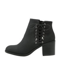Even&Odd Ankle Boots Black