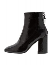 Dorothy Perkins Atlas Ankle Boots Black