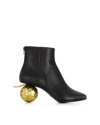 MM6 MAISON MARGIELA Bauble Heel Ankle Boots