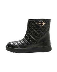 Moschino Boots Black