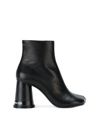 MM6 MAISON MARGIELA Boots With Cup Shaped Heel