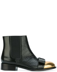 Marni Bow Detail Chelsea Boots