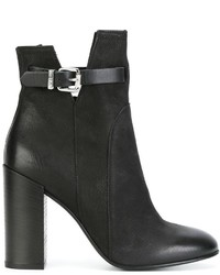 Diesel Buckled Ankle Boots