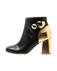 Moschino Candice Ankle Boots Nerooro