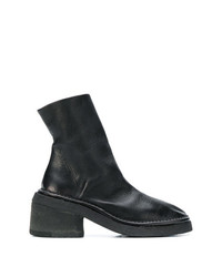 Marsèll Chunky Heel Ankle Boots
