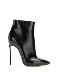 Casadei Classic Pointed Boots