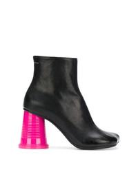 MM6 MAISON MARGIELA Colour Block Ankle Boots