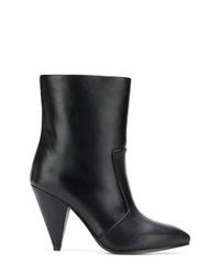 Stuart Weitzman Cone Heel Boots