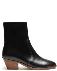 Isabel Marant Doynie Leather Ankle Boots