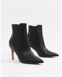 ASOS DESIGN Essence Pointed Ankle Boots