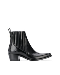 Valentino Garavani Pointed Toe Ankle Boots