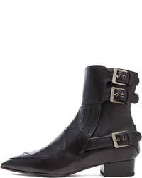 Laurence Dacade Gepetto Leather Booties