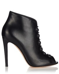 Gianvito Rossi Imperia Leather Ankle Boots
