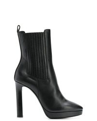 Saint Laurent Hall Chelsea Ankle Boots