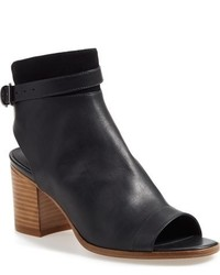 Vince Jane Open Toe Bootie