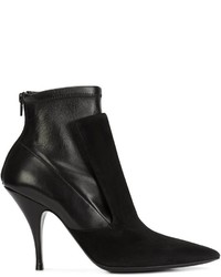 Givenchy Layer Ankle Boots